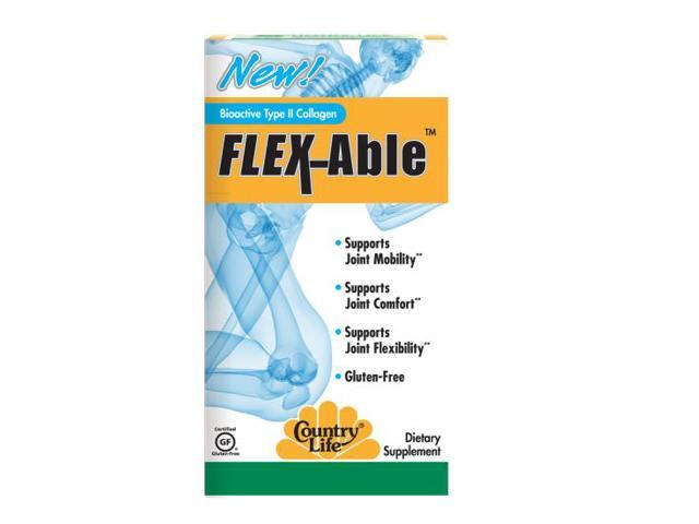 Flex-Able Advanced - Country Life - 90 - Capsule