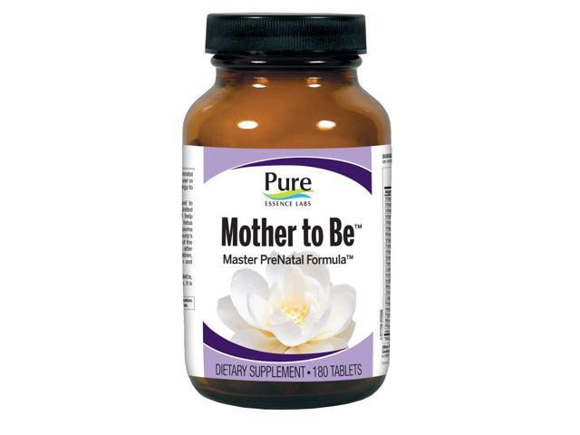 Mother to Be - Master PreNatal  Formula - Pure Essence Labs - 90 - Tablet
