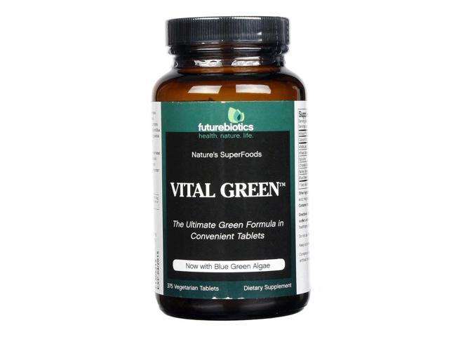 Vital Green - Futurebiotics - 375 - Tablet