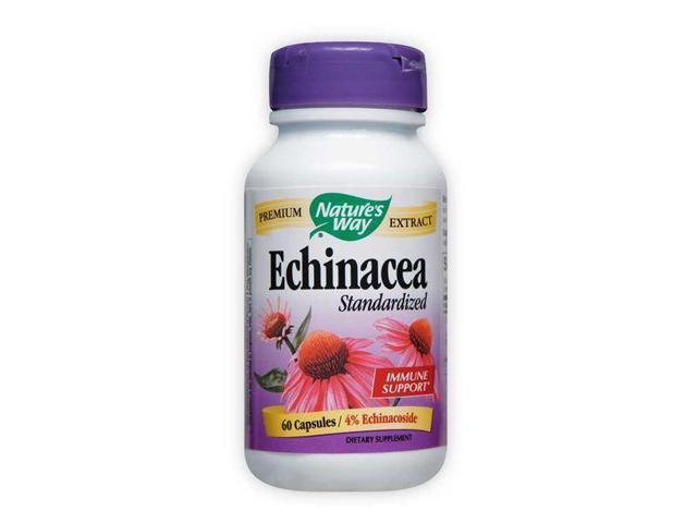 Echinacea Angustifolia Standardized Extract - Nature's Way - 60 - Capsule