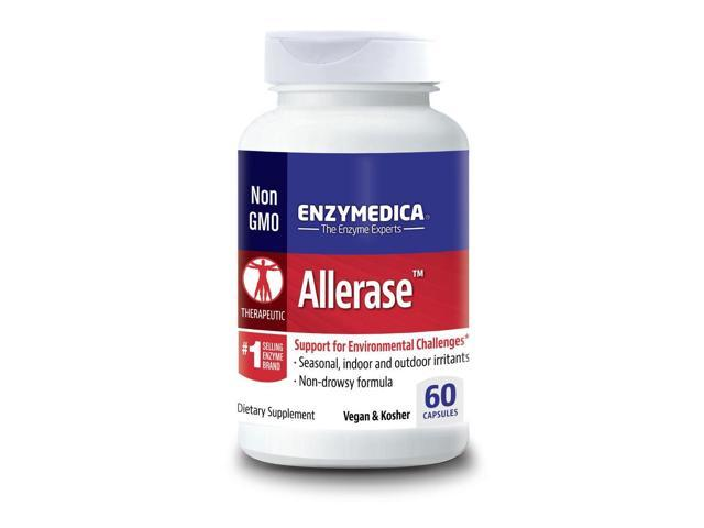 Allerase - Enzymedica - 60 - Capsule