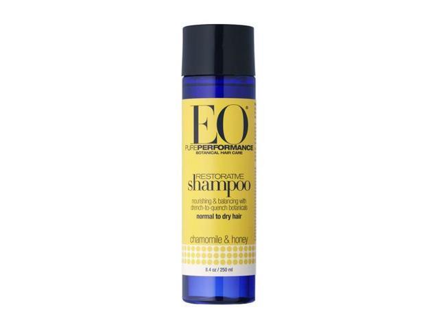 Shampoo Chamomile Honey - EO - 8.4 oz - Liquid
