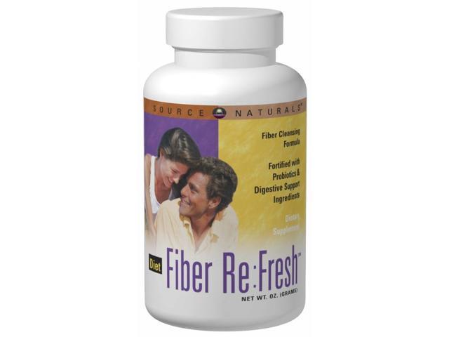 Diet Fiber Re:Fresh - Source Naturals, Inc. - 10 oz - Powder