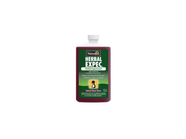 Herbal Expectorant - Naturade Products - 8 oz - Liquid