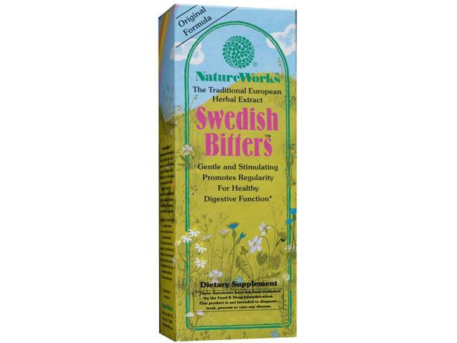 Swedish Bitters - Nature Works - 16.9 oz - Liquid