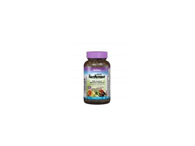 Super Earth Multinutrient Formula Mini-Caplets (With Iron) - Bluebonnet - 180 - Caplet