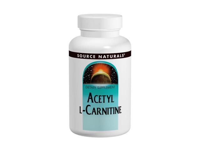 Acetyl L-Carnitine 250mg - Source Naturals, Inc. - 90 - Tablet