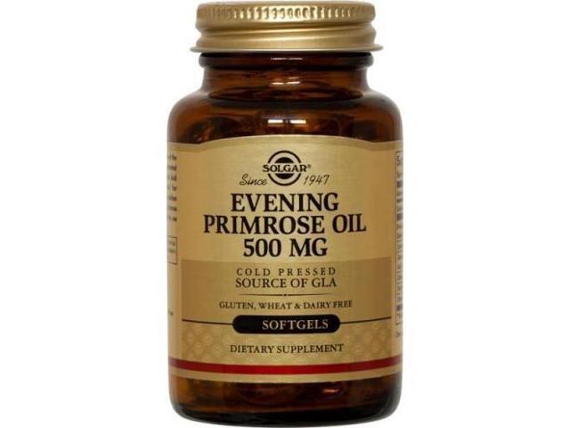Evening Primrose Oil 500mg - Solgar - 180 - Softgel