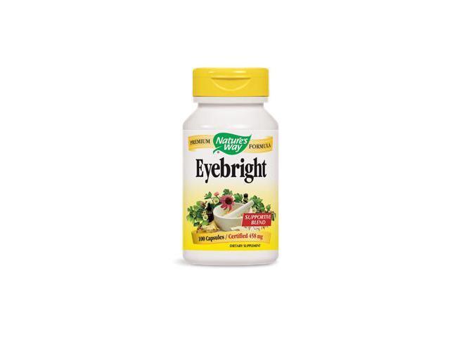 Herbal Eyebright - Nature's Way - 100 - Capsule