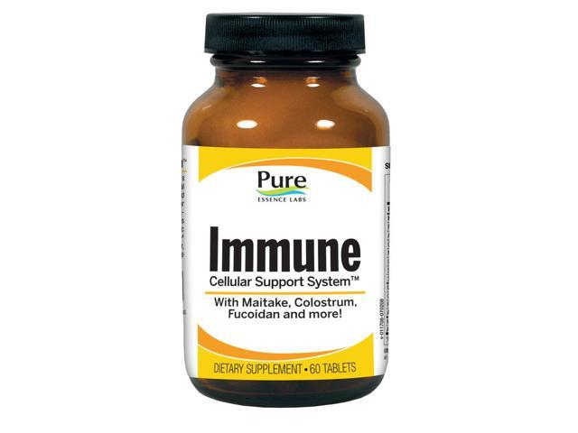 Longevity Deep Immune Support - Pure Essence Labs - 60 - Tablet