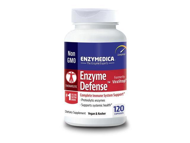 Enzyme Defense - Enzymedica - 120 - Capsule