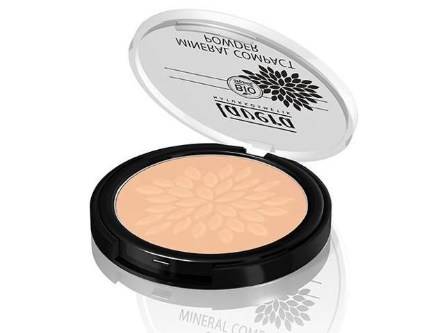 Trend Sensitive Mineral Compact Powder-Honey #3 - Lavera Skin Care - 0.21 oz - Powder