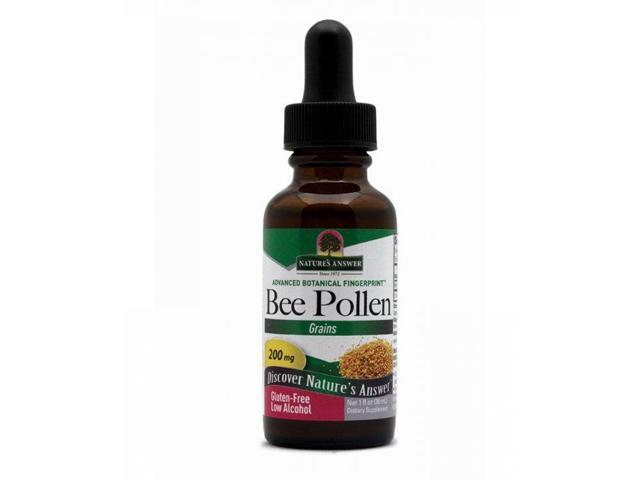 Bee Pollen Extract - Nature's Answer - 1 oz - Liquid