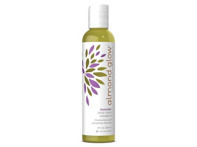Almond Glow Lotion-Lavender - Home Health - 8 oz - Lotion