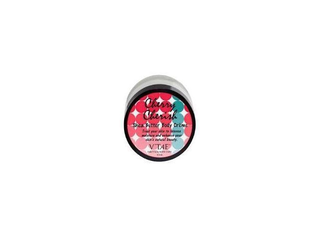 Cherry Cherish Shea Butter Body Creme - V'TAE Parfum and Body Care - 6.5 oz - Cream