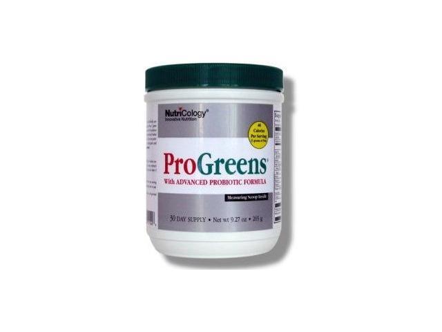 ProGreens - Nutricology - 9.27 oz. - Powder