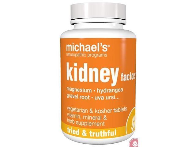 Kidney Factors - Michael's Naturopathic - 120 - Tablet