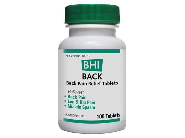 Back - Bhi (Heel) - 100 - Tablet