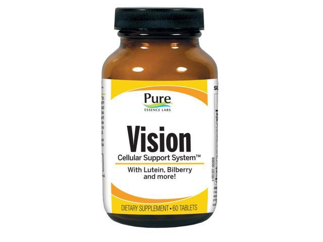 Longevity Vision Support - Pure Essence Labs - 60 - Tablet