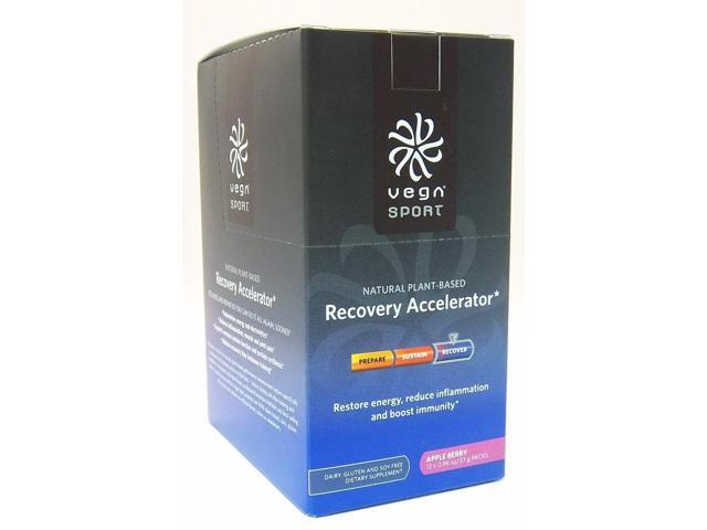Recovery Accelerator Packs - Apple Berry - SeQuel - 0.96 oz/12 - Packets