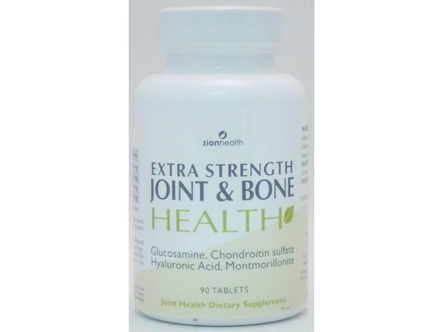 Kanwa Joint & Bone Formula - Zion Health - 90 - Tablet