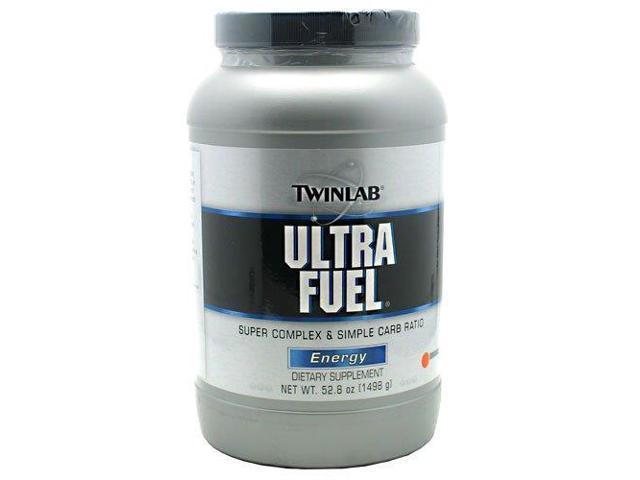 Ultra Fuel Powder-Orange - Twinlab, Inc - 3.3 lbs - Powder