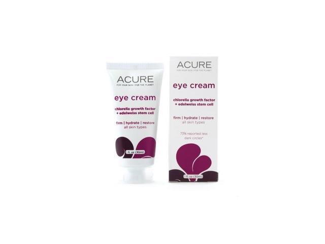 Eye Cream - Acure Organics - 0.5 oz - Cream
