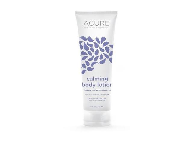 Calming Lavender + Echinacea Stem Cell Lotion - Acure Organics - 8 oz - Lotion