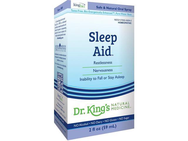 Sleep Aid - Dr King Natural Medicine - 2 oz - Liquid