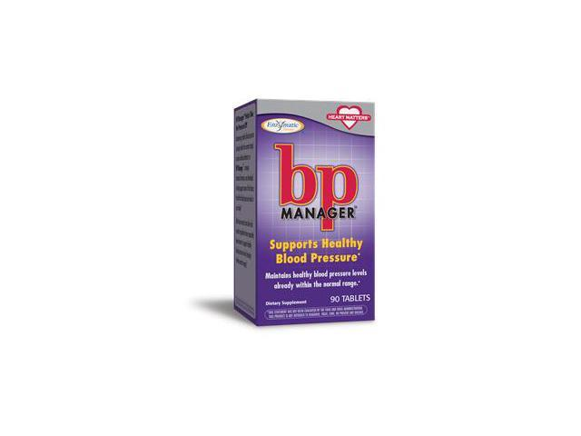 BP Manager - Enzymatic Therapy Inc. - 90 - Tablet