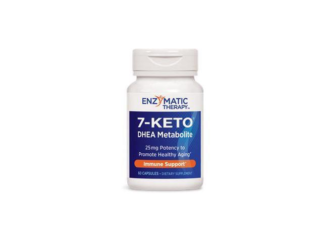 7-Keto - Enzymatic Therapy Inc. - 60 - Capsule