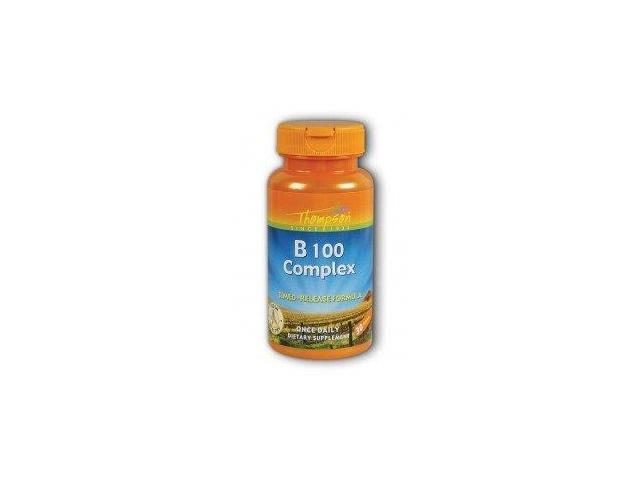 B Complex 100 - Thompson - 30 - Tablet