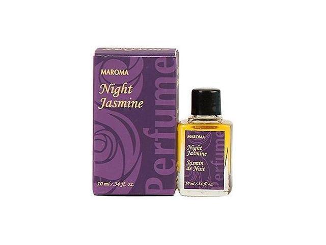 Perfume Oil - Night Jasmine - Maroma - 10 ml - Liquid