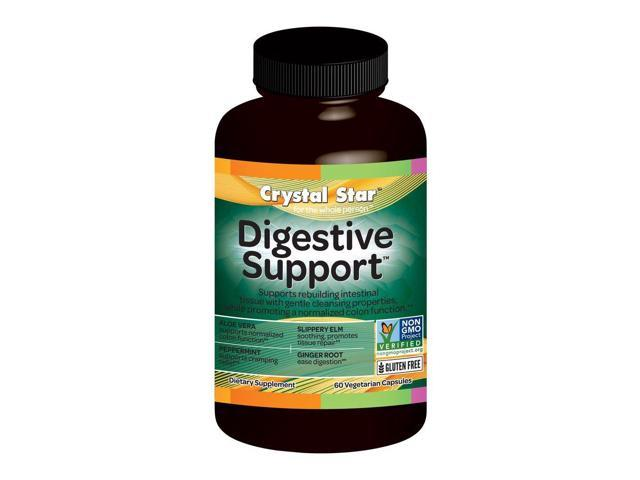 Digestive Support - Crystal Star - 60 - Capsule