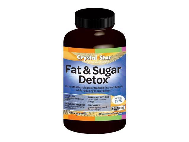 Fat & Sugar Detox - Crystal Star - 60 - Capsule