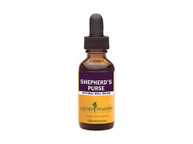 Shepherds Purse Extract - Herb Pharm - 1 oz - Liquid