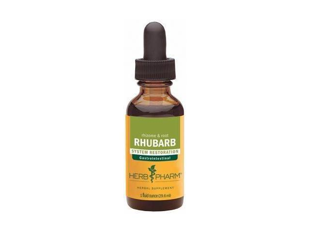 Rhubarb Extract - Herb Pharm - 1 oz - Liquid