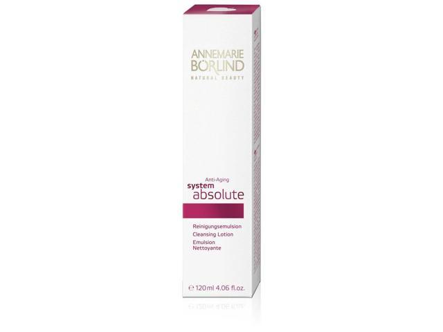 System Absolute Cleansing Lotion - Annemarie Borlind - 4.06 oz - Liquid