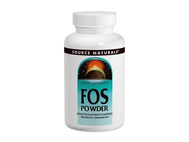 FOS Probiotics Enhancer 1000mg - Source Naturals, Inc. - 200 - Tablet