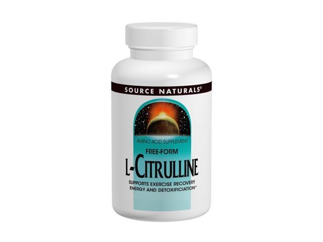 L Citrulline 1000 mg - Source Naturals, Inc. - 30 - Tablet