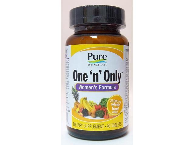 One 'n' Only Women's Formula - Pure Essence Labs - 90 - Tablet