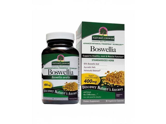 Boswellia - Nature's Answer - 90 - VegCap