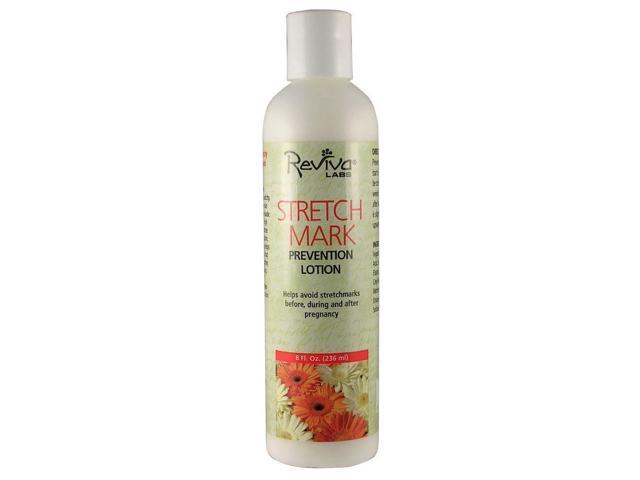 9 Month Stretch Mark Lotion - Reviva - 8 oz - Lotion