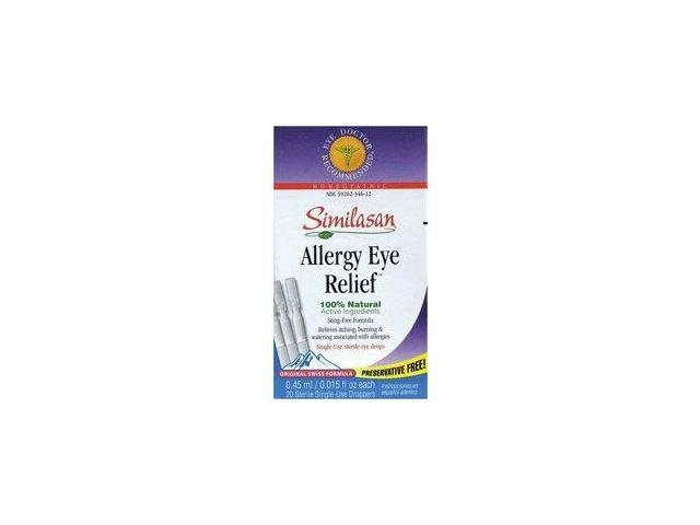 Allergy Eyes #2 Eye Drops (Monodose) - Similasan - .3 oz - Liquid