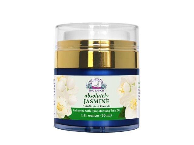 Absolutely Jasmine Facial Cream - Montana Emu Ranch Co. - 1.7 oz - Cream