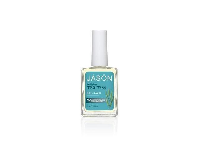 Purifying Tea Tree Nail Saver - Jason Natural Cosmetics - 0.5 oz - Liquid