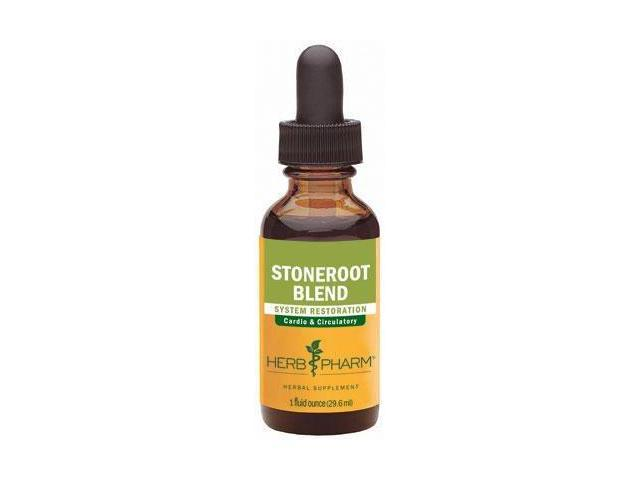 Stoneroot Extract - Herb Pharm - 1 oz - Liquid