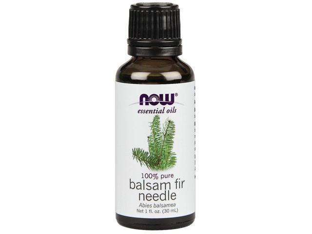 Balsam Fir Needle Oil - Now Foods - 1 oz - Oil