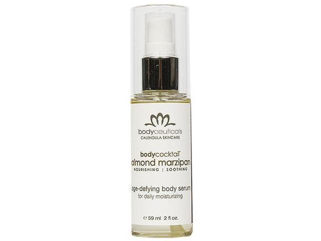 Body Cocktail-Organic Almond Marzipan - Bodyceuticals - 2 oz - Oil