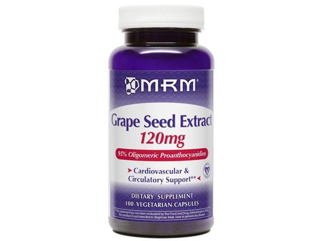 Grape Seed Extract 120mg - MRM (Metabolic Response Modifiers) - 100 - Capsule